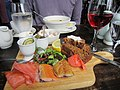 Smoked Fish Plate at the Winding Stair, Dublin (6004163842).jpg