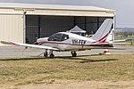 Socata TB-20 Trinidad GT (VH-FEK) at Wagga Wagga Airport.jpg