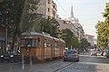 Sofia 2012 Tramway bulevard Dondukov IMG 4895PD.jpg