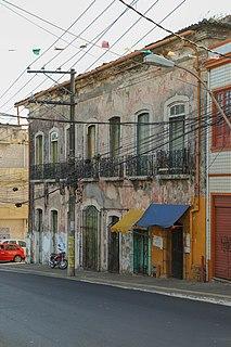 Solar Bandeira House in Salvador, Bahia