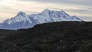 La Unión Province, Peru - Solimana volcano, La Unión Province