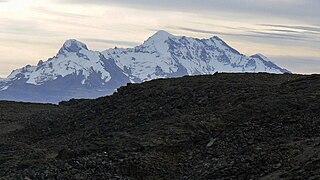 Solimana (volcano) volcano in Peru