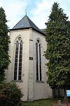 Solms - Kloster Altenberg - ev Kirche - Kirche - Außen 3.JPG