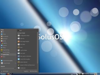 Solus OS 1.2