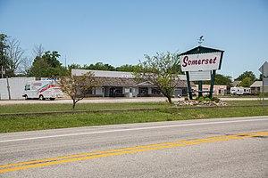 Somerset, Indiana - Image: Somerset, Indiana