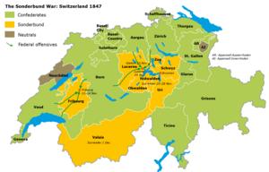 Sonderbund Kriegskarte German.png