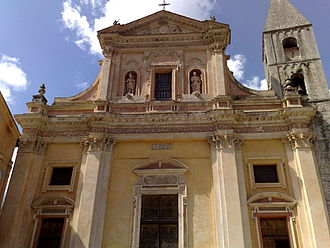 Sospel - Sospel's former Cathedral