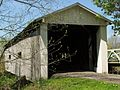 South Denmark Road Covered Bridge View from the west May 2015 - panoramio.jpg