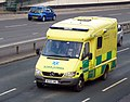 South Western Ambulance WX56AMU.jpg