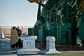 Soyuz TMA-11M rocket blessing.jpg