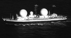 "Space control-monitoring ship ""Kosmonaut Vladimir Komarov"" in 1989.png"