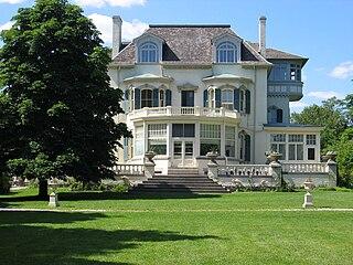 Spadina House manor in Toronto, Canada