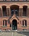Speicherstadt (Hamburg-HafenCity).Block S.Eingang.ajb.jpg