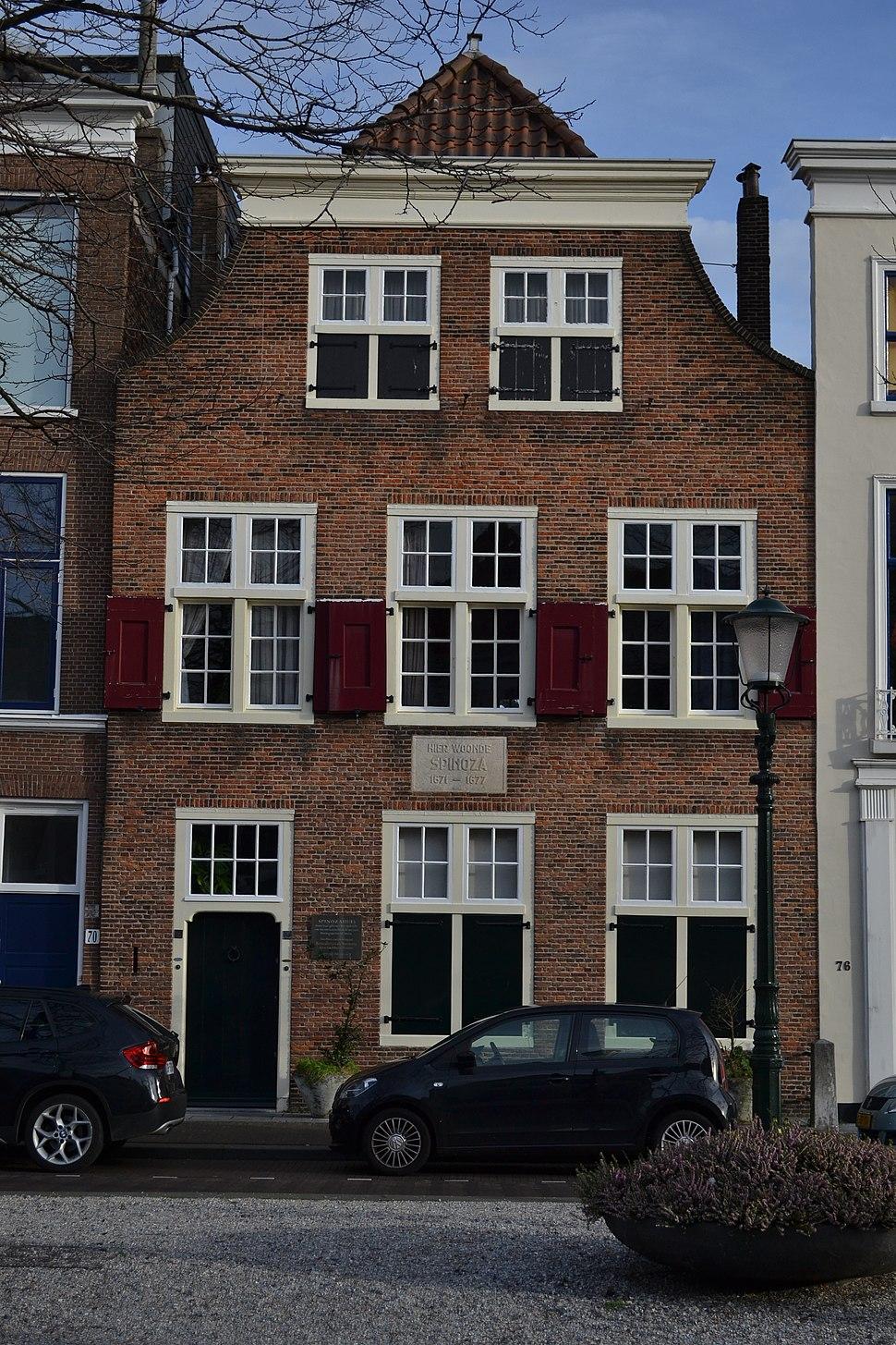 Spinozahuis Den Haag 2