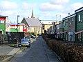 Spires Lane, Byker Estate - geograph.org.uk - 1776477.jpg