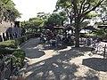 Square in front of statue of Tamaki Miura - panoramio (1).jpg