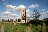 St.James' church, Freiston, Lincs. - geograph.org.uk - 147454.jpg