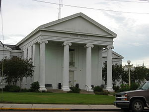 St. Martin Parish, Louisiana - Image: St. Martin Parish Courthouse, St. Martinville, Louisiana
