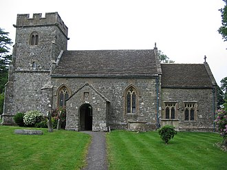 Penselwood - Image: St. Michaels, Penselwood geograph.org.uk 188722