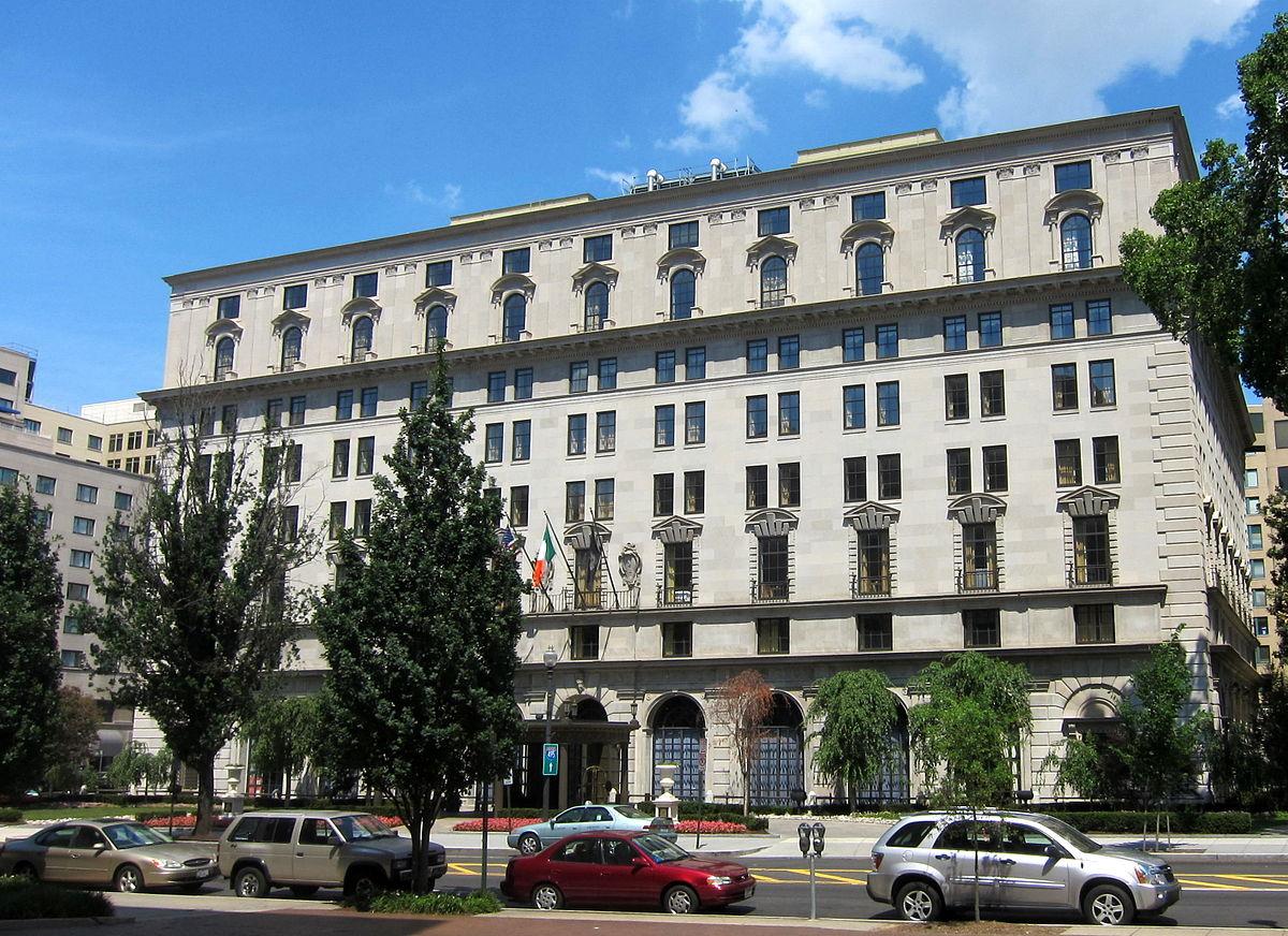 Wardman Park Hotel Washington Dc History
