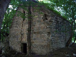 Achšani Šv.Nikolozi cerkvė