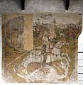 St Catherine's Church, Fritton, Norfolk - Wall painting - geograph.org.uk - 1029117.jpg