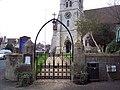St John the Baptist Church, Hindon - geograph.org.uk - 299722.jpg