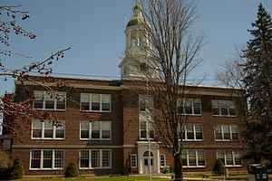 St. Johnsbury Academy - Colby Hall