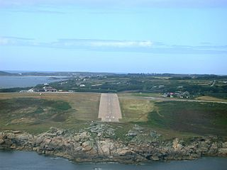 St Marys Airport, Isles of Scilly