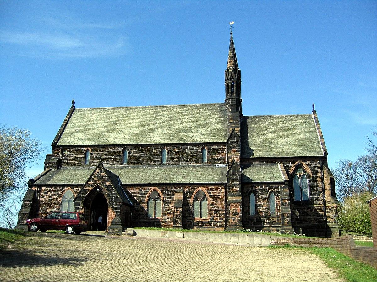 Exceptional Anglican Church Church Of England #6: 1200px-St_Mary%27s_Halton_2.jpg