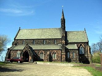Halton, Runcorn - St Mary's Church