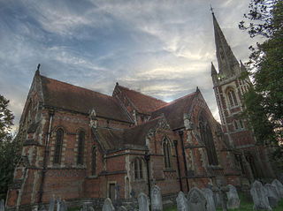 St Marys Parish Church, Slough Church in Slough, England