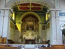 St Patrick S Church Edinburgh Wikipedia