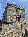 St Peter, Bucknell, Oxon - Tower - geograph.org.uk - 1634615.jpg