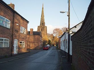 Davenham - Image: St Wilfrids Davenham