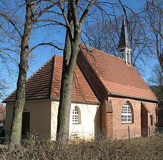 Staaken - Image: Staaken Gartenstadt church