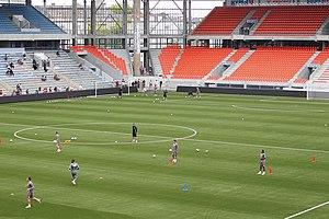 Stade du Moustoir - Image: Stade du Moustoir 1