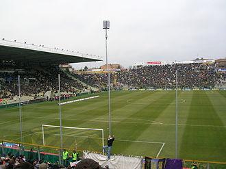 Stadio Ennio Tardini - Image: Stadio Ennio Tardini