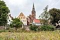 Stadtmauer, An der Stadtmauer Wolframs-Eschenbach 20180831 004.jpg