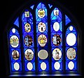Stained glass windows at Strawberry Hill House 22.jpg