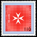 Stamp Germany 1999 MiNr2047 Johanniter und Malteser.jpg