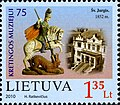 Stamps of Lithuania, 2010-16.jpg