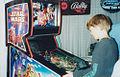 Star Wars Celebration (the 1st) - Star Wars Episode 1 pinball machine (4878235669).jpg