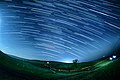 Star trail in Hebei.jpg