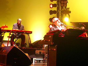 Steely Dan - Steely Dan, shown here in 2007, toured frequently after reforming in 1993.