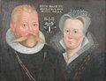 Steen Brahe til Knudstrup & Sophie Rostrup Jørgensdatter 1610.jpg