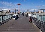 Steeplechase Pier facing Coney Island Boardwalk.jpg