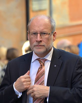 Stefan Attefall - Stefan Attefall at the 2014 Riksdag Opening Session on 29 September 2014.