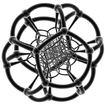Stereographic polytope 120cell.png