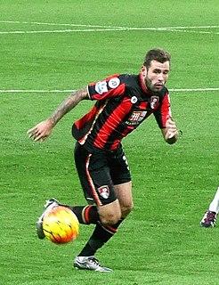 Steve Cook English association football player